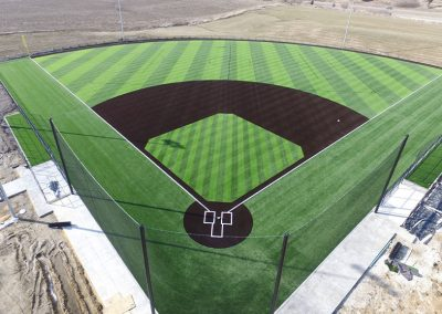 Bettendorf Complex Turf Field