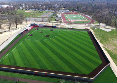 Chaminade Baseball Turf Field