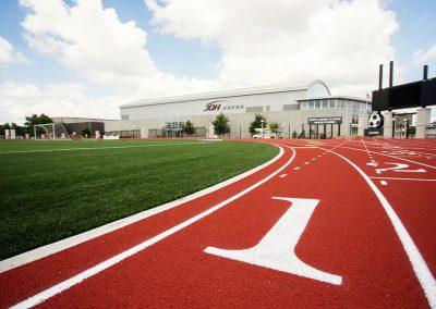 Polyurethane Running Track