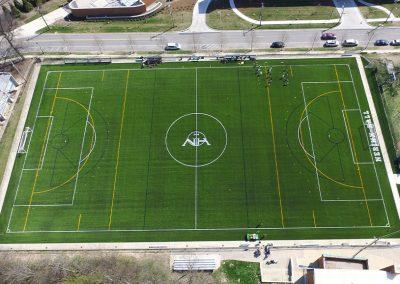 Nerinx Hall Soccer