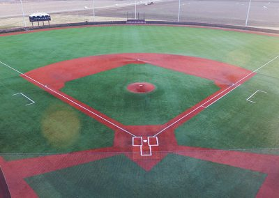 SIUe Baseball Turf Field