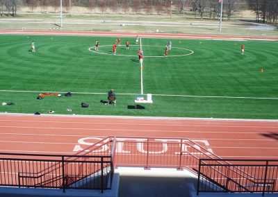 SIUe Soccer Field