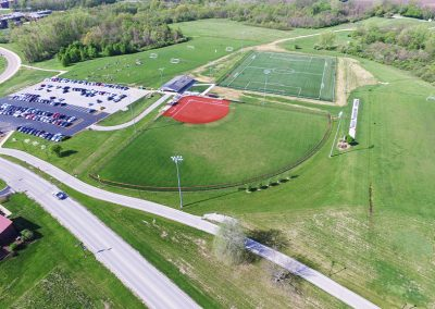 SIUe Artificial Turf Intramural Fields