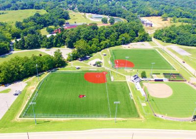 SEMO Artificial Turf Soccer Field