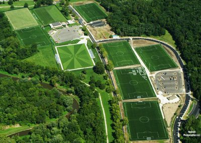 Athletic Complex - Swope Park