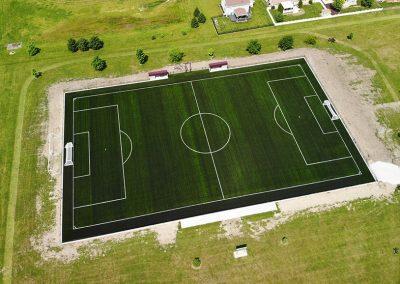 Unity Soccer Field