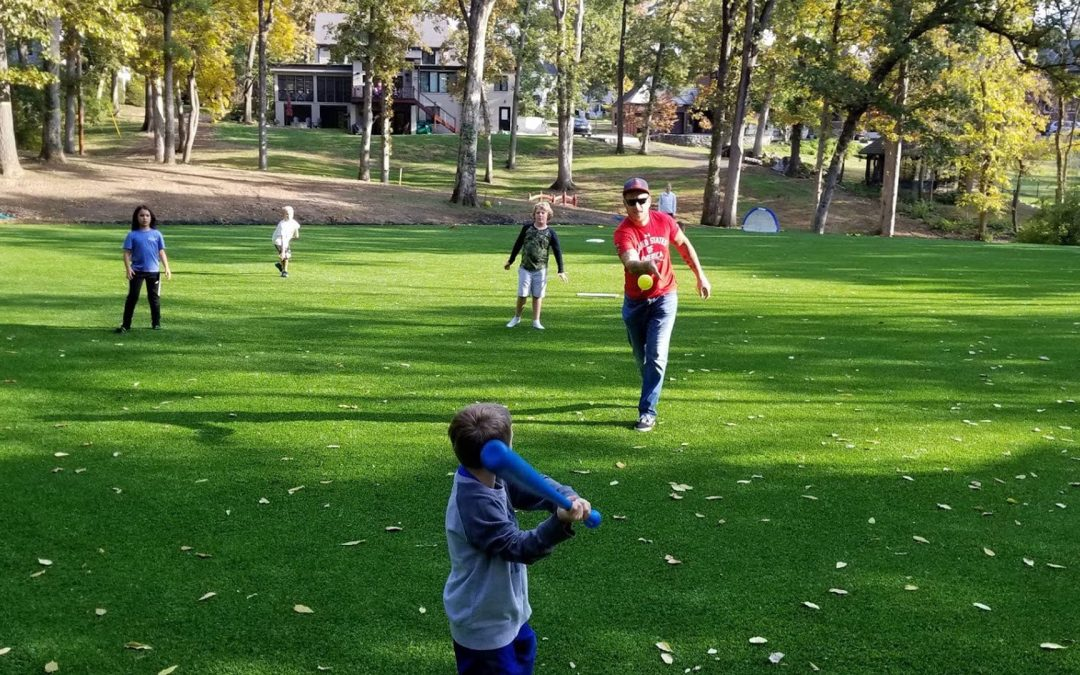 Synthetic Turf Playgrounds – Why Parks & Schools Are Making The Change