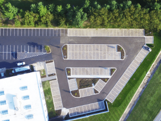 Clayco Chooses Byrne & Jones For Parking Lot Construction