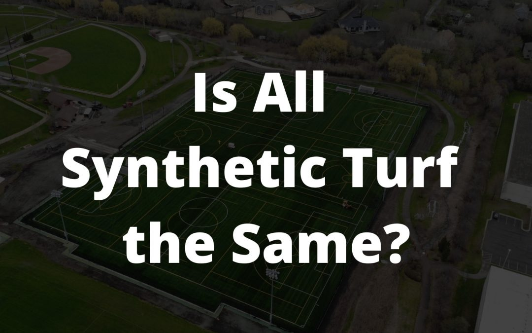 Is All Synthetic Turf the Same?