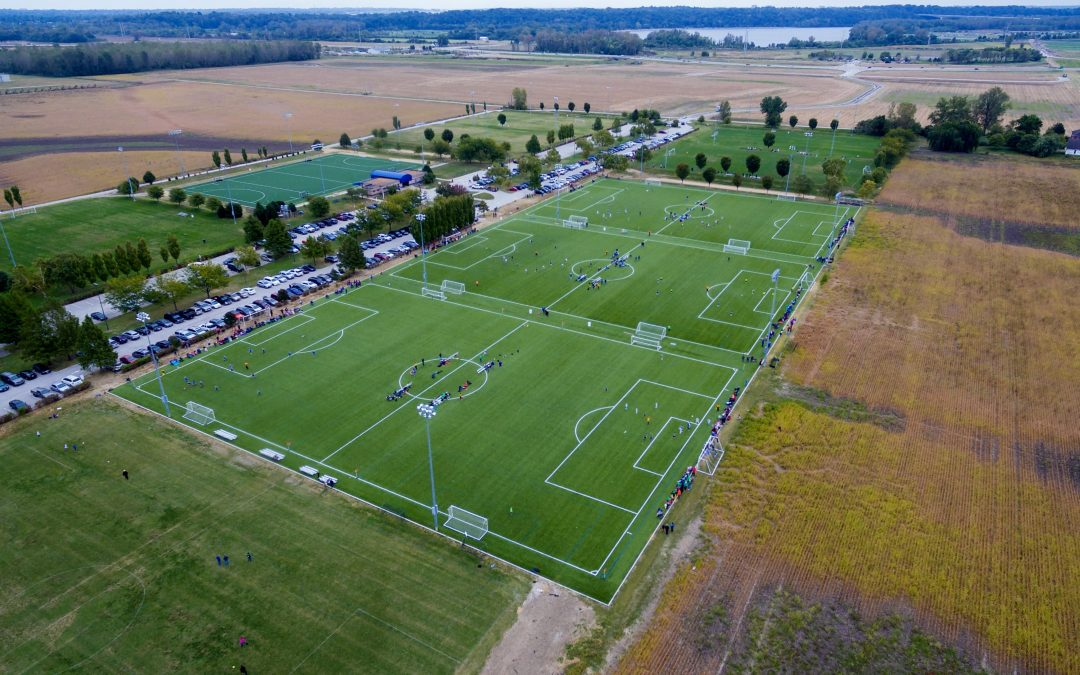 Best Practices for Building a New Sports Facility