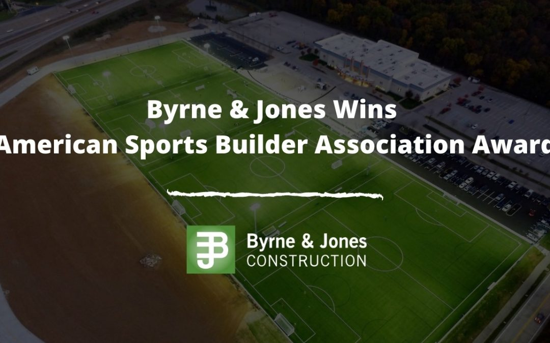 Byrne & Jones Wins American Sports Builder Association Award