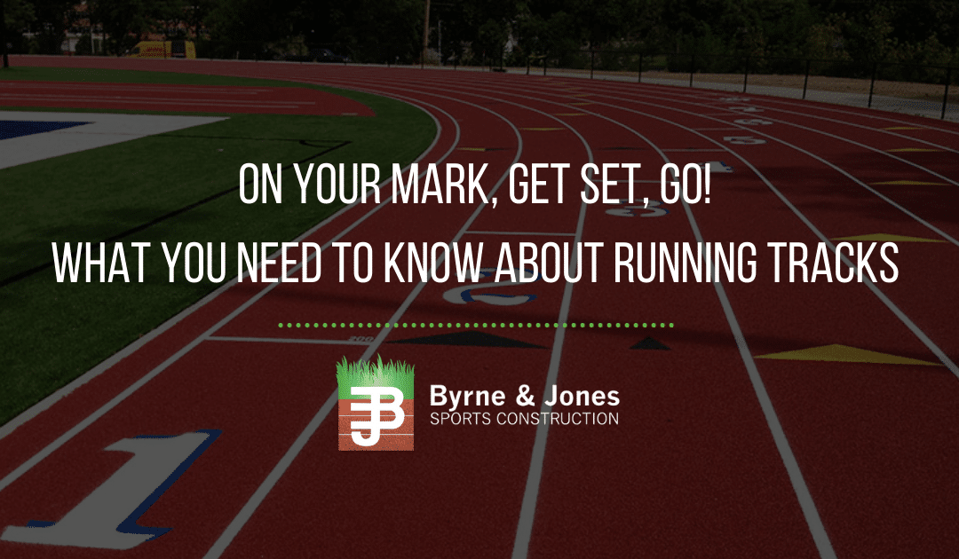 What You Need to Know About Running Tracks
