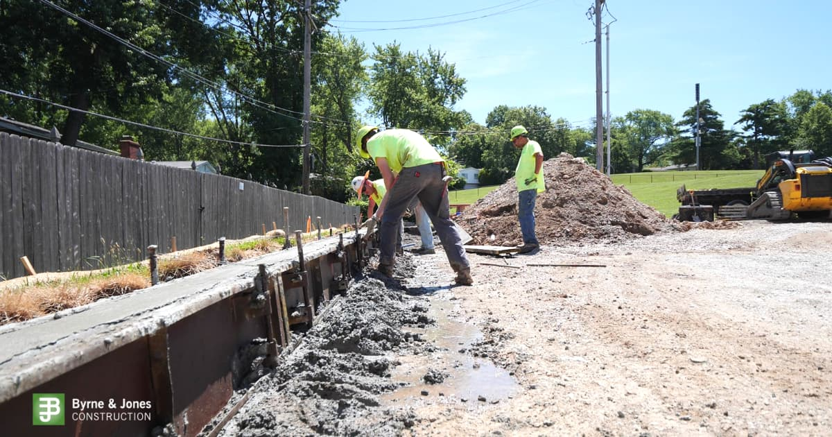 St. Louis Concrete Repair