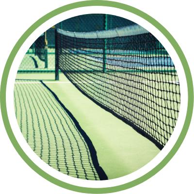 Concrete Tennis Courts